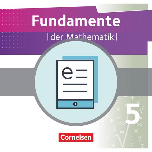 Fundamente der Mathematik - Schülerbuch als E-Book - 5. Schuljahr