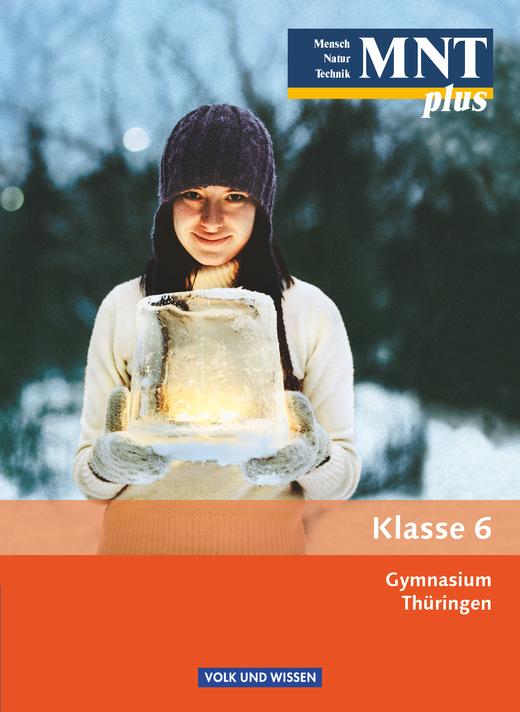 MNT plus - Schülerbuch - 6. Schuljahr