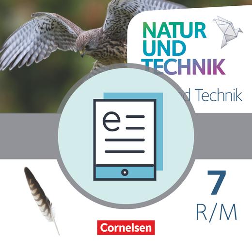 NuT - Natur und Technik - Schülerbuch als E-Book - 7. Jahrgangsstufe