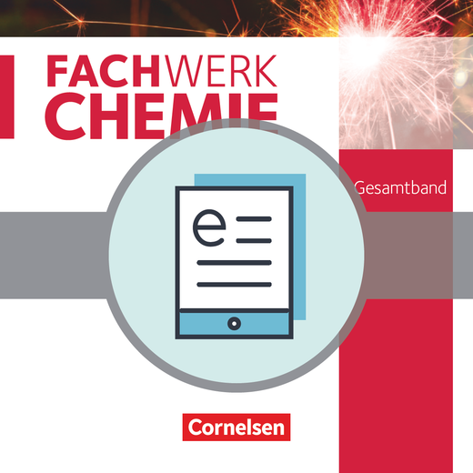 Fachwerk Chemie - Schülerbuch als E-Book - Gesamtband