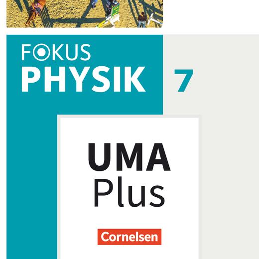 Fokus Physik - Neubearbeitung - Unterrichtsmanager Plus - mit Download für Offline-Nutzung - 7. Jahrgangsstufe