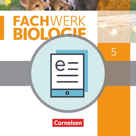 Fachwerk Biologie - Schülerbuch als E-Book - 5. Jahrgangsstufe