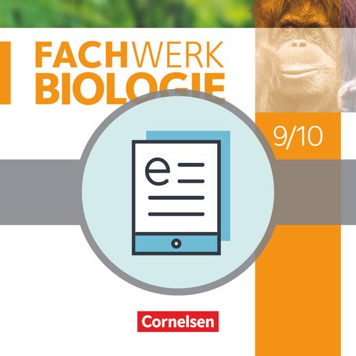 Fachwerk Biologie - Schülerbuch als E-Book - 9./10. Schuljahr