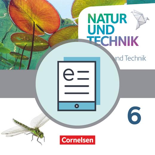 NuT - Natur und Technik - Schülerbuch als E-Book - 6. Jahrgangsstufe