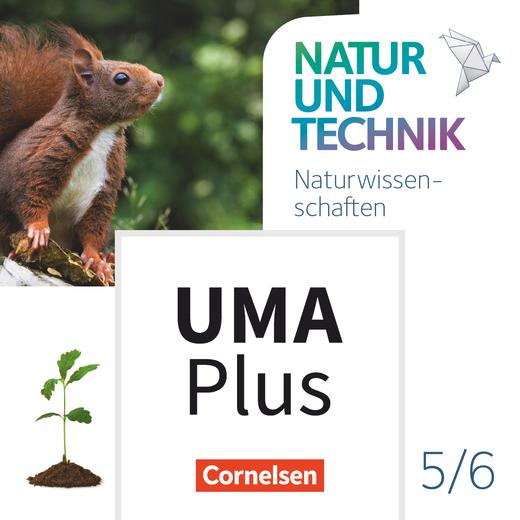 Natur und Technik - Naturwissenschaften: Neubearbeitung - Unterrichtsmanager Plus - mit Download für Offline-Nutzung - 5./6. Schuljahr
