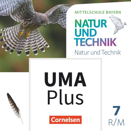 NuT - Natur und Technik - Unterrichtsmanager Plus - mit Download für Offline-Nutzung - 7. Jahrgangsstufe
