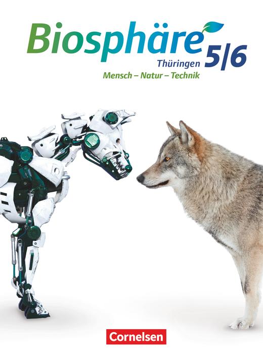 Biosphäre Sekundarstufe I - Schülerbuch als E-Book - 5./6. Schuljahr