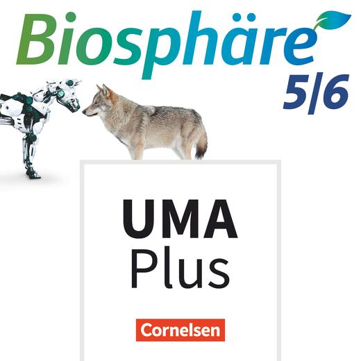 Biosphäre Sekundarstufe I - Unterrichtsmanager Plus - mit Download für Offline-Nutzung - 5./6. Schuljahr