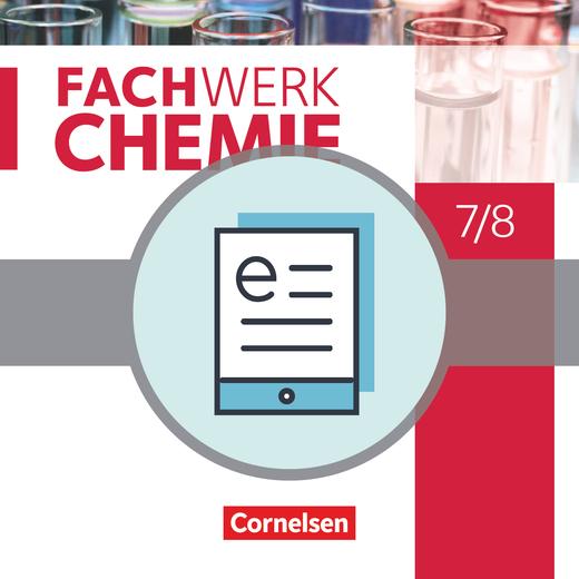 Fachwerk Chemie - Schülerbuch als E-Book - 7./8. Schuljahr