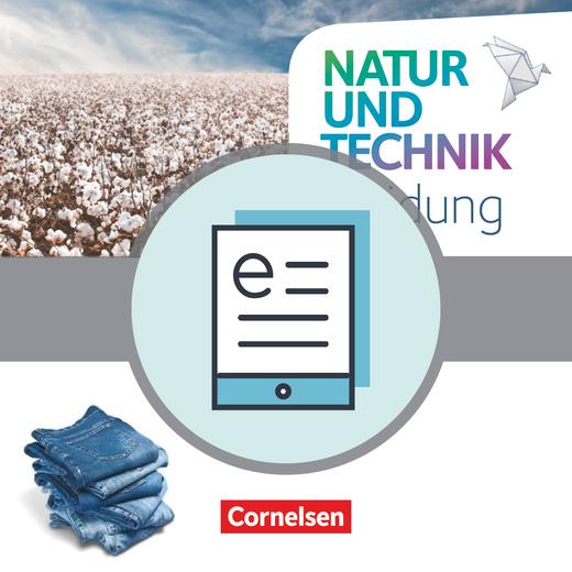 Natur und Technik - Naturwissenschaften: Neubearbeitung - Kleidung - Themenheft als E-Book - 5.-10. Schuljahr