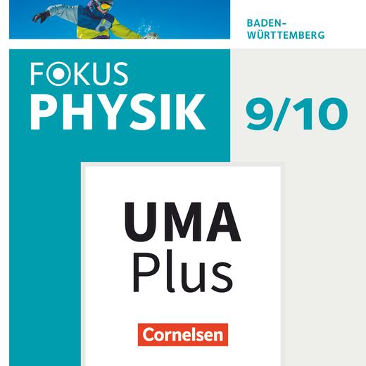 Fokus Physik - Neubearbeitung - Unterrichtsmanager Plus online - 9./10. Schuljahr