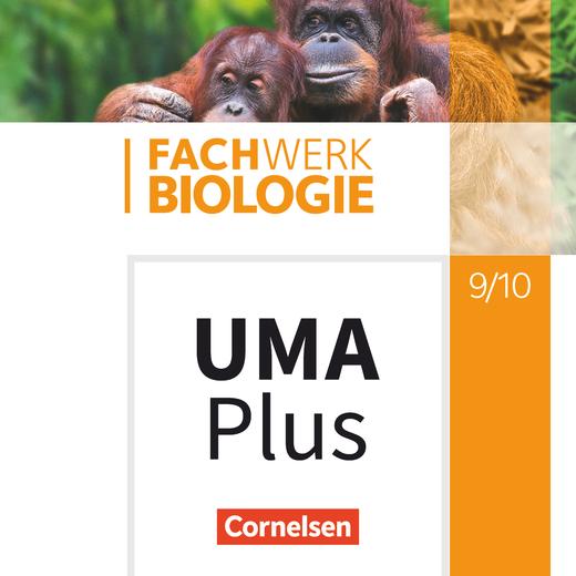Fachwerk Biologie - Unterrichtsmanager Plus online (Demo 90 Tage) - 9./10. Schuljahr