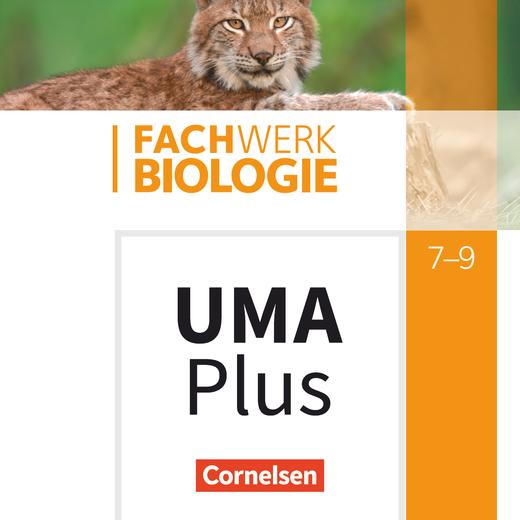 Fachwerk Biologie - Unterrichtsmanager Plus online - 7.-9. Schuljahr