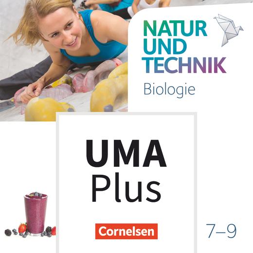 Natur und Technik - Biologie Neubearbeitung - Unterrichtsmanager Plus online (Demo 90 Tage) - 7.-9. Schuljahr