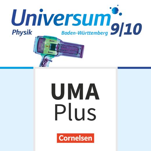 Universum Physik - Unterrichtsmanager Plus online - 9./10. Schuljahr