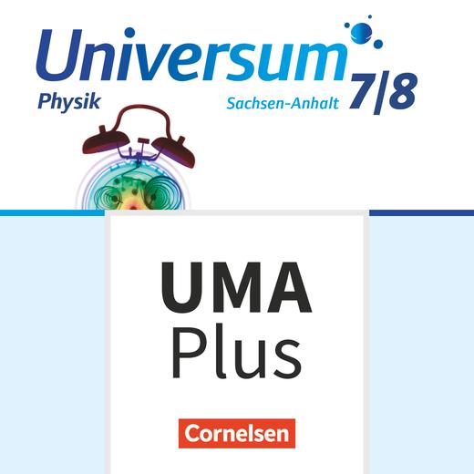 Universum Physik - Unterrichtsmanager Plus online - 7./8. Schuljahr