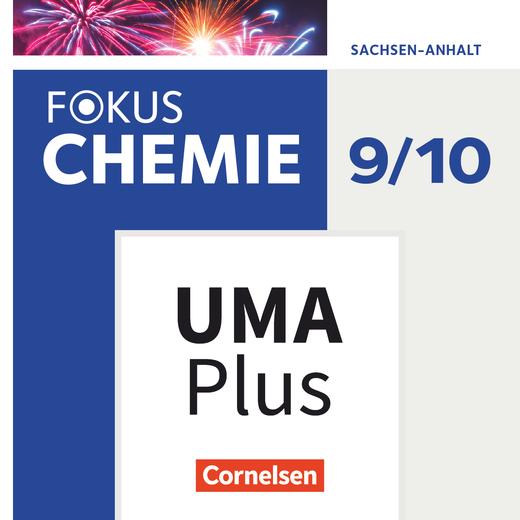 Fokus Chemie - Neubearbeitung - Unterrichtsmanager Plus - mit Download für Offline-Nutzung - 9./10. Schuljahr