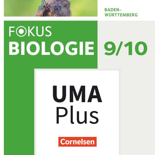 Fokus Biologie - Neubearbeitung - Unterrichtsmanager Plus online (Demo 90 Tage) - 9./10. Schuljahr