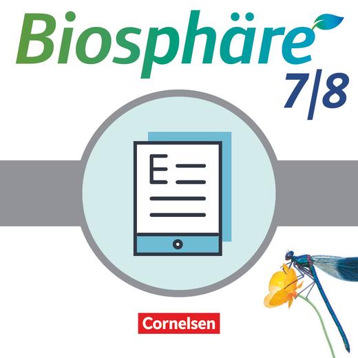 Biosphäre Sekundarstufe I - Schülerbuch als E-Book - 7./8. Schuljahr