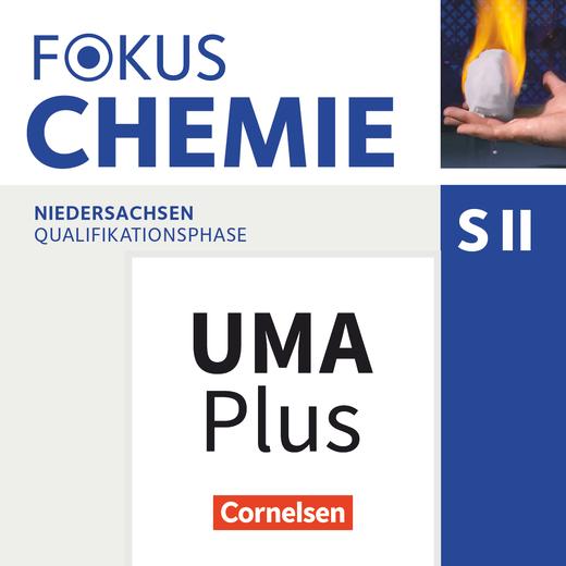 Fokus Chemie - Sekundarstufe II - Unterrichtsmanager Plus - mit Download für Offline-Nutzung - Qualifikationsphase