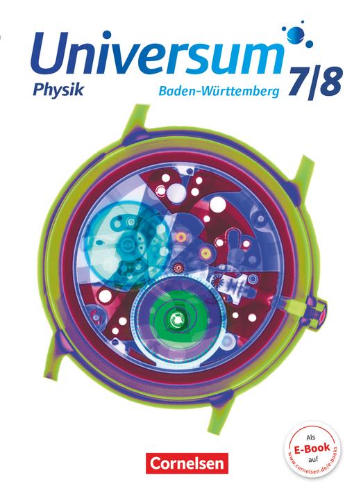 Universum Physik - Schülerbuch - 7./8. Schuljahr