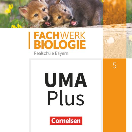 Fachwerk Biologie - Unterrichtsmanager Plus online - 5. Jahrgangsstufe