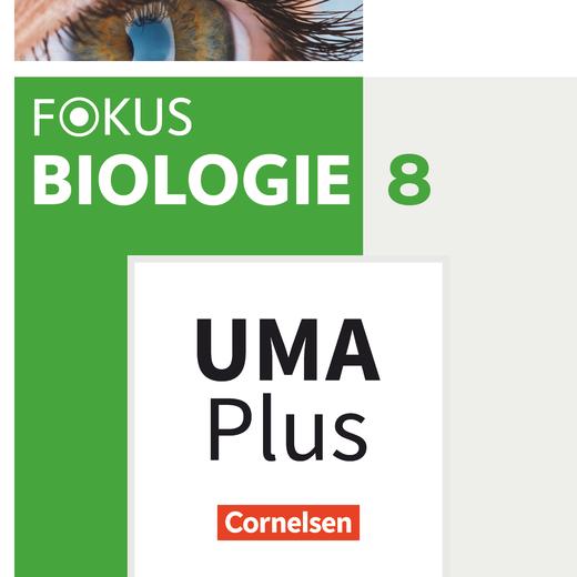 Fokus Biologie - Neubearbeitung - Unterrichtsmanager Plus - mit Download für Offline-Nutzung - 8. Jahrgangsstufe