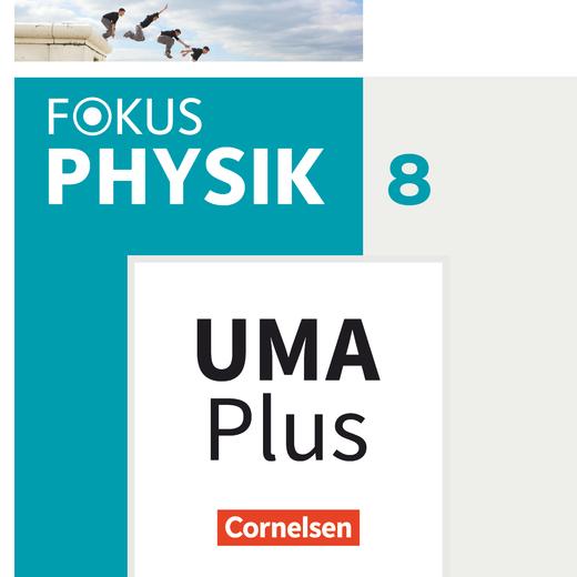 Fokus Physik - Neubearbeitung - Unterrichtsmanager Plus - mit Download für Offline-Nutzung - 8. Jahrgangsstufe