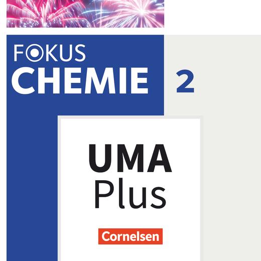 Fokus Chemie - Neubearbeitung - Unterrichtsmanager Plus - mit Download für Offline-Nutzung - Band 2