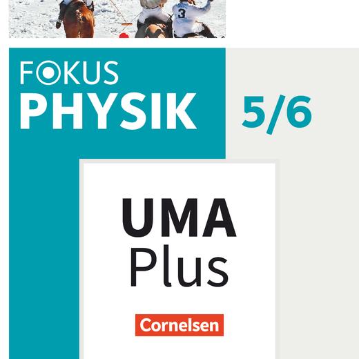 Fokus Physik - Neubearbeitung - Unterrichtsmanager Plus - mit Download für Offline-Nutzung - 5.-6. Schuljahr