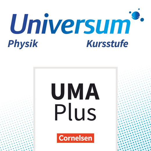 Universum Physik Sekundarstufe II - Unterrichtsmanager Plus online (Demo 90 Tage) - Kursstufe