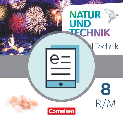 NuT - Natur und Technik - Schülerbuch als E-Book - 8. Jahrgangsstufe