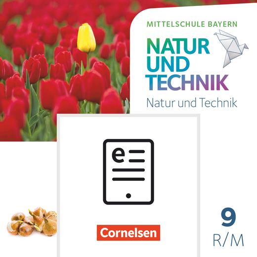 NuT - Natur und Technik - Schülerbuch als E-Book - 9. Jahrgangsstufe