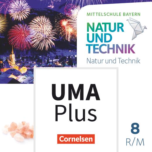 NuT - Natur und Technik - Unterrichtsmanager Plus - mit Download für Offline-Nutzung - 8. Jahrgangsstufe