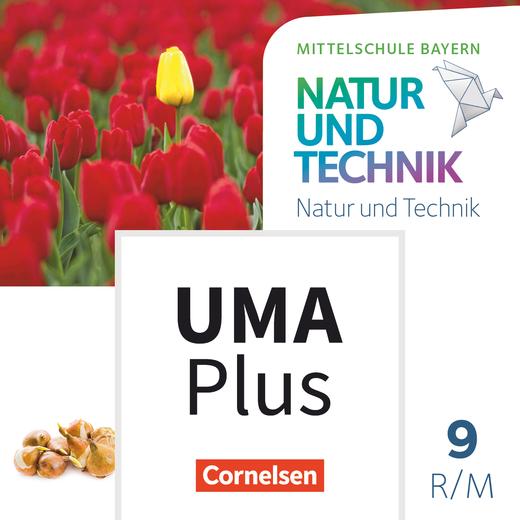 NuT - Natur und Technik - Unterrichtsmanager Plus - mit Download für Offline-Nutzung - 9. Jahrgangsstufe