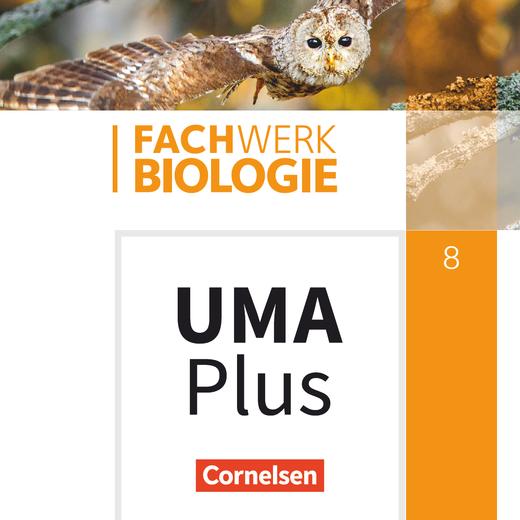 Fachwerk Biologie - Unterrichtsmanager Plus - mit Download für Offline-Nutzung - 8. Jahrgangsstufe