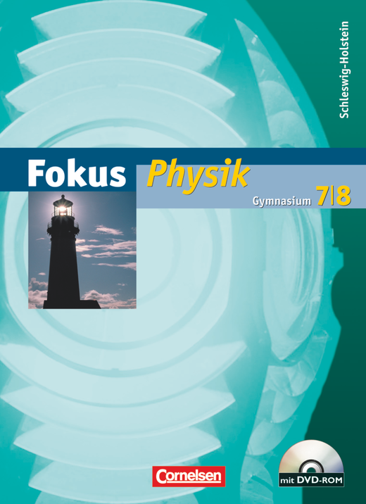 Fokus Physik - Schülerbuch mit DVD-ROM - 7./8. Schuljahr