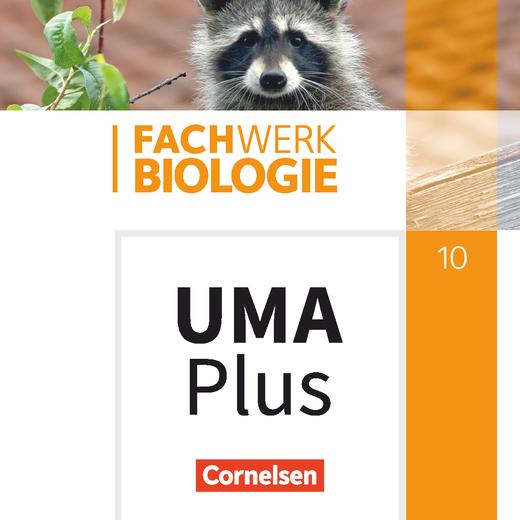 Fachwerk Biologie - Unterrichtsmanager Plus - mit Download für Offline-Nutzung - 10. Jahrgangsstufe