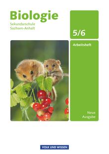 Biologie - Ausgabe Volk und Wissen - Arbeitsheft - 5./6. Schuljahr