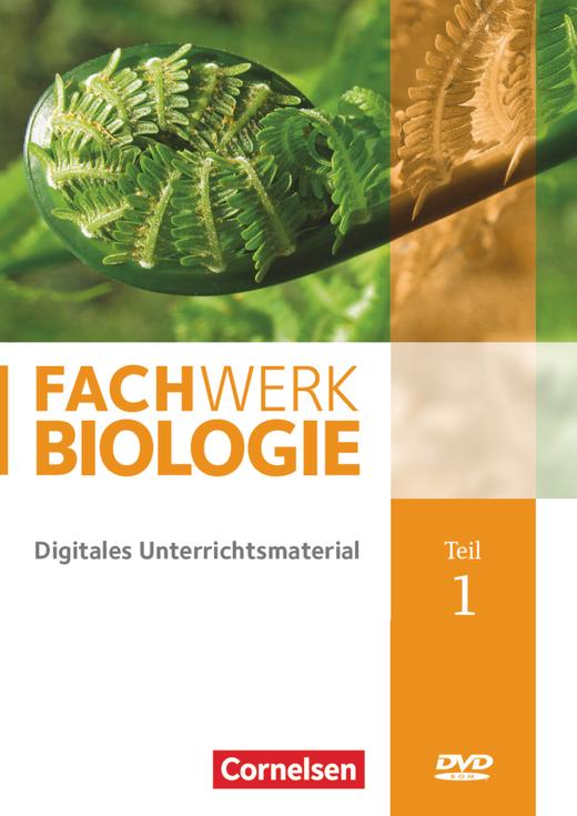Fachwerk Biologie - Digitales Unterrichtsmaterial - Band I