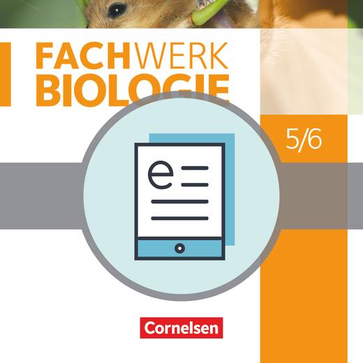 Fachwerk Biologie - Schülerbuch als E-Book - 5./6. Schuljahr