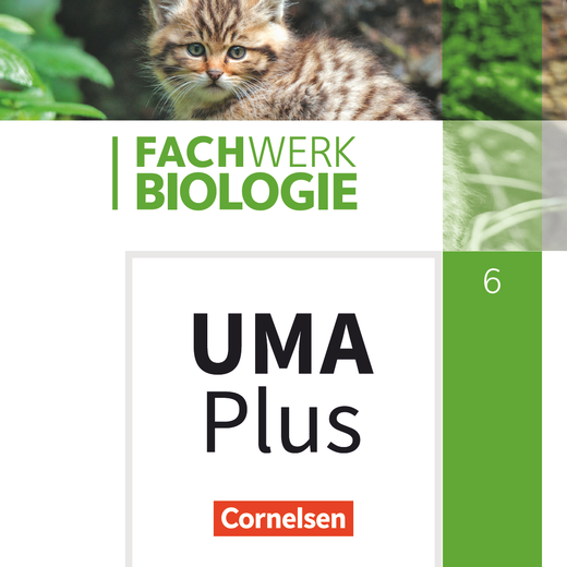 Fachwerk Biologie - Unterrichtsmanager Plus - mit Download für Offline-Nutzung - 6. Schuljahr