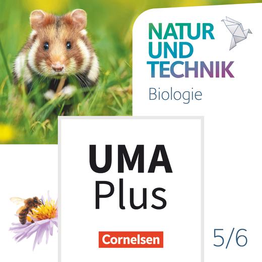 Natur und Technik - Biologie Neubearbeitung - Unterrichtsmanager Plus online (Demo 90 Tage) - 5./6. Schuljahr