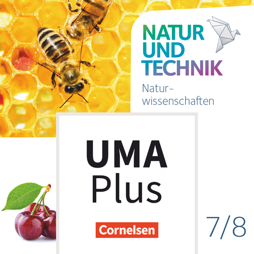 Natur und Technik - Naturwissenschaften: Neubearbeitung - Unterrichtsmanager Plus - mit Download für Offline-Nutzung - 7./8. Schuljahr: Naturwissenschaften