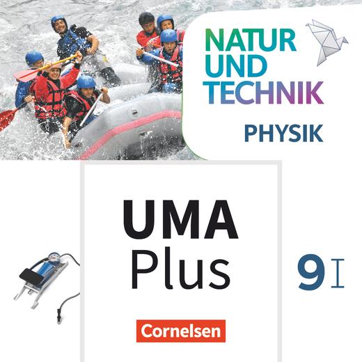 Natur und Technik - Physik Neubearbeitung - Unterrichtsmanager Plus - mit Download für Offline-Nutzung - Band 9: Wahlpflichtfächergruppe I und II/III