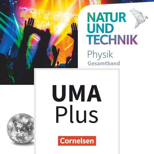 Natur und Technik - Physik Neubearbeitung - Unterrichtsmanager Plus - mit Download für Offline-Nutzung - Gesamtband
