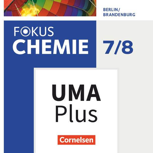 Fokus Chemie - Neubearbeitung - Unterrichtsmanager Plus - mit Download für Offline-Nutzung - 7./8. Schuljahr