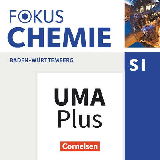 Fokus Chemie - Neubearbeitung - Unterrichtsmanager Plus - mit Download für Offline-Nutzung - Gesamtband