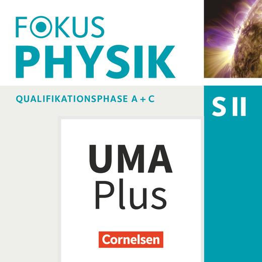 Fokus Physik Sekundarstufe II - Unterrichtsmanager Plus online (Demo 90 Tage) - Qualifikationsphase