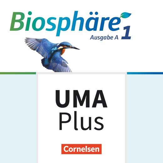 Biosphäre Sekundarstufe I - Unterrichtsmanager Plus - mit Download für Offline-Nutzung - Band 1